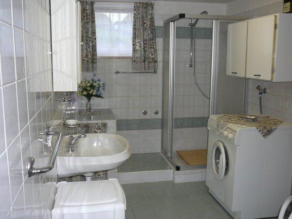 Foto del bagno Appartamenti Lucian Maria 46