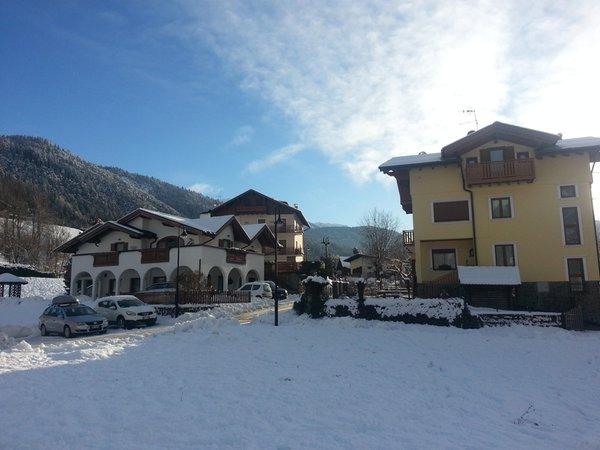 Foto esterno in inverno Lucian Maria 46