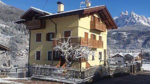 Foto invernale di presentazione Lucian Maria 46 - Appartamenti 3 genziane