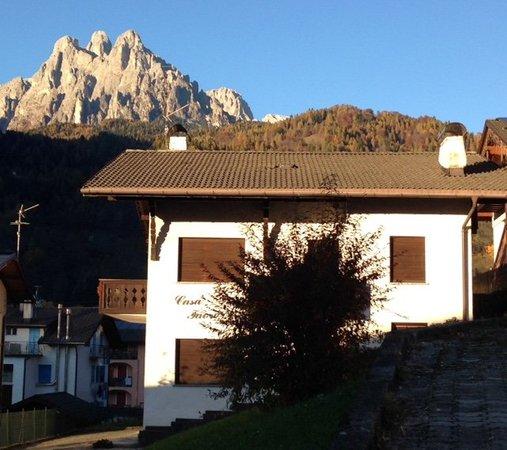 Foto estiva di presentazione Appartamenti Casa Faoro