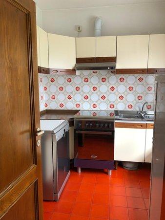 Foto della cucina Casa Faoro