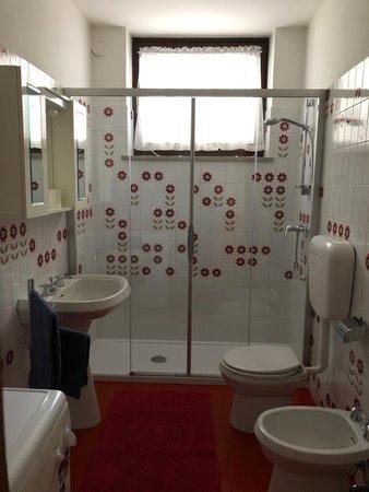 Foto del bagno Appartamenti Casa Faoro
