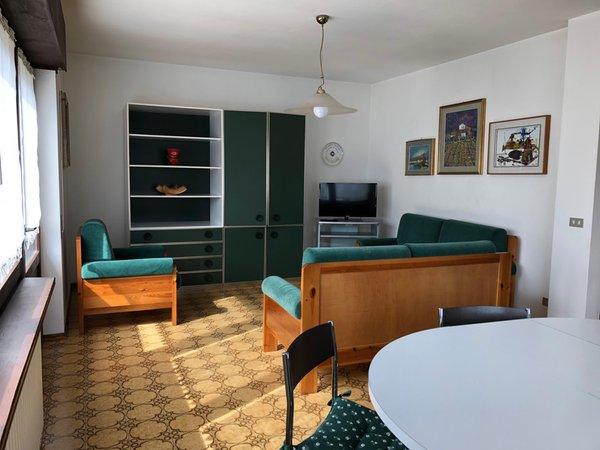 La zona giorno Appartamenti Casa Faoro