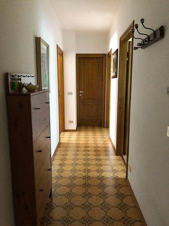Foto di alcuni dettagli Casa Faoro