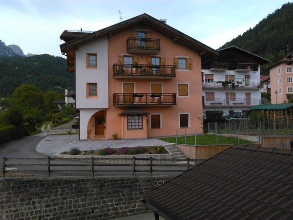 Foto estiva di presentazione Appartamenti Simon Giacomo