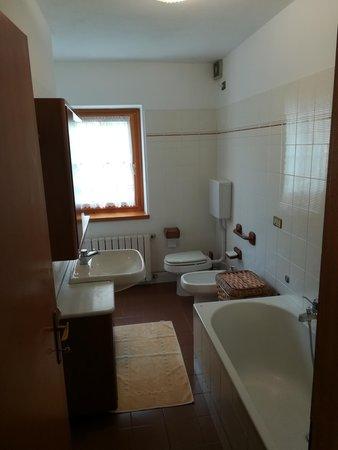 Foto del bagno Appartamenti Simon Giacomo