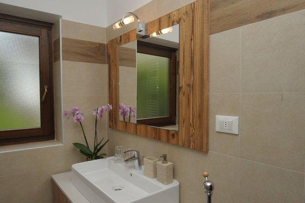 Foto del bagno Appartamenti Gubert Anna Maria