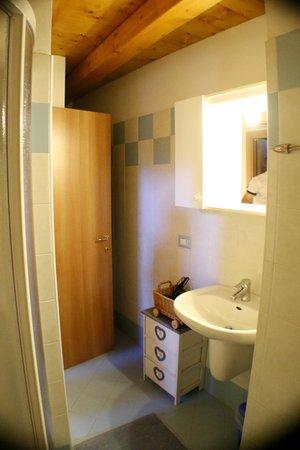Foto del bagno Appartamento Piol Sonia