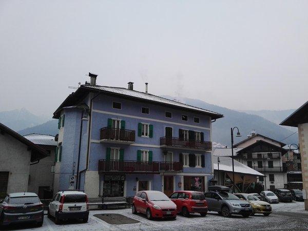 Foto invernale di presentazione Piol Sonia - Appartamento 2 genziane