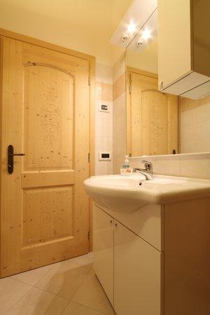 Foto del bagno Appartamenti Casa Bellavista