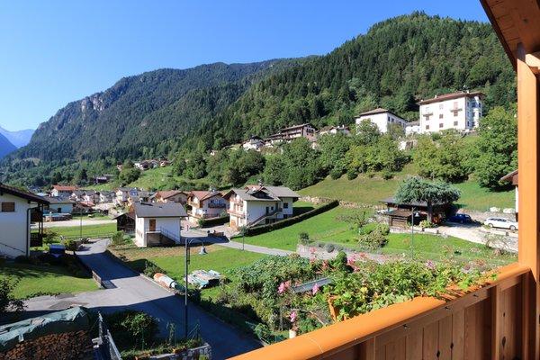 Foto del balcone Casa Bellavista