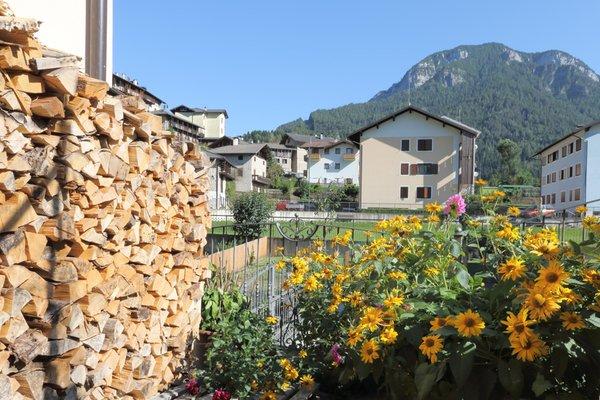 La posizione Appartamenti Casa Bellavista Canal San Bovo (Valle del Vanoi)