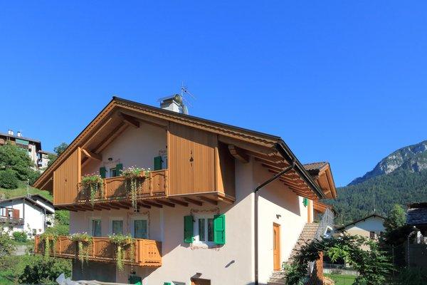 Foto estiva di presentazione Appartamenti Casa Bellavista