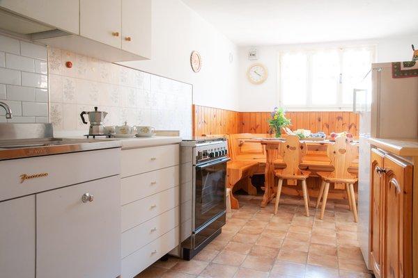 Foto der Küche Casa Maria