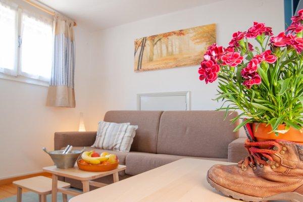Das Wohnzimmer Ferienwohnung Casa Maria