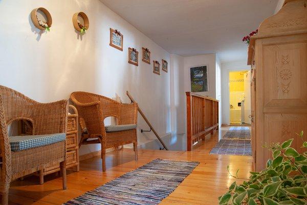 La zona giorno Casa Maria - Appartamento 2 genziane