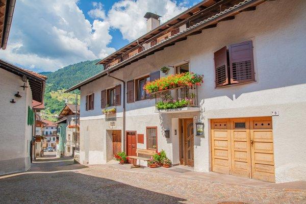 Sommer Präsentationsbild Ferienwohnung Casa Maria
