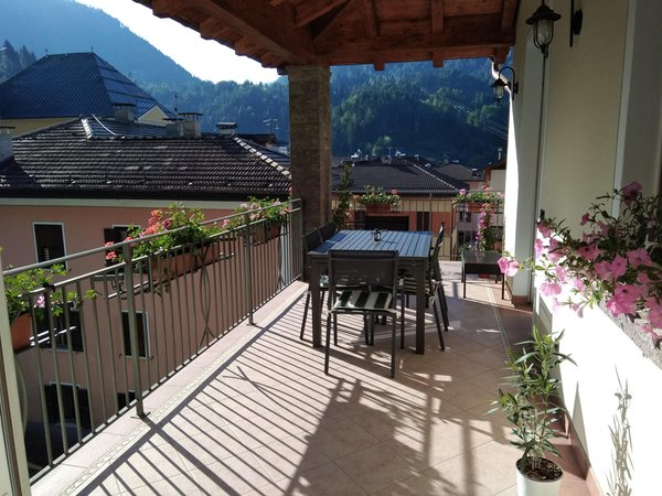 Foto del balcone Zurlo Sonia