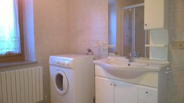 Foto del bagno Appartamento Stefani Gabriella