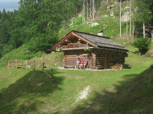 Foto estiva di presentazione Appartamenti Baita Orsola