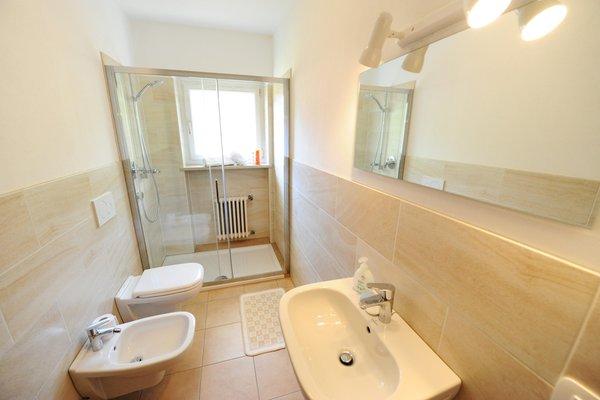 Foto del bagno Appartamenti Valverda