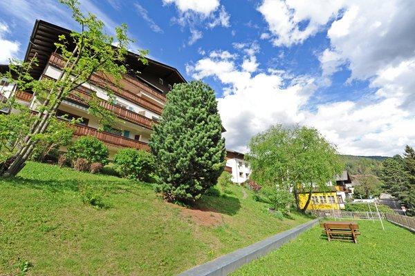 Foto estiva di presentazione Appartamenti Valverda