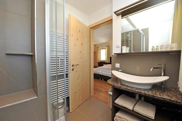 Foto del bagno Appartamenti Cesa Leni
