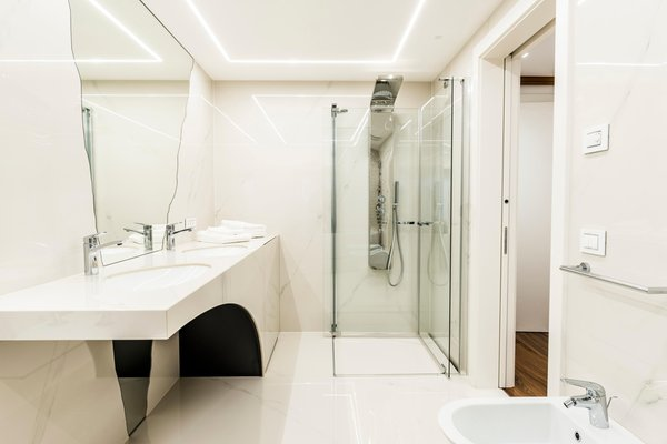Foto del bagno Luxury Apartments Villa Venezia