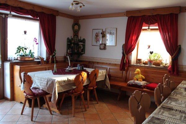 Il ristorante Transacqua (Primiero) Zeni Tiroler Hof