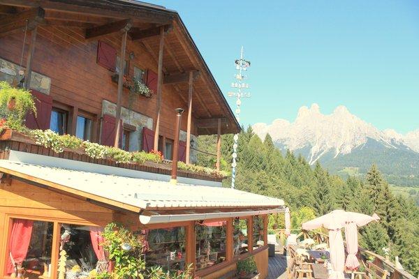 Foto esterno in estate Zeni Tiroler Hof