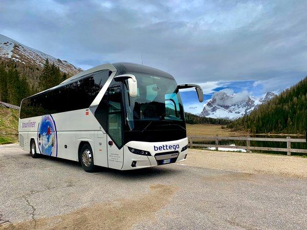 Foto di presentazione Bettega Taxi & Bus - Taxi e bus