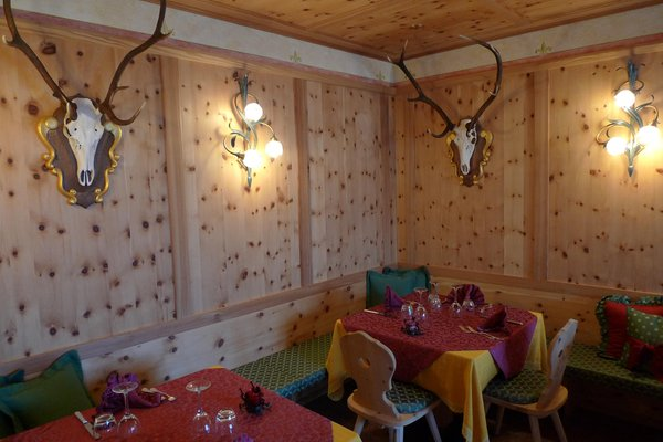 Il ristorante San Martino di Castrozza Centrale