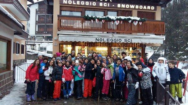 Foto di presentazione Noleggio sci Sport Tisot