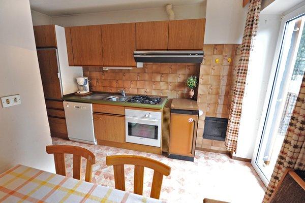 Foto della cucina Jasmin