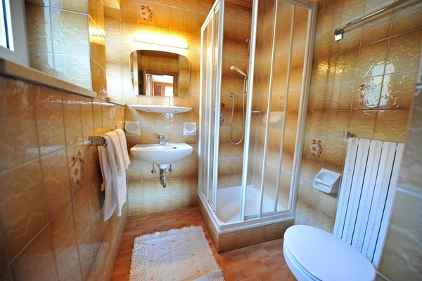 Foto del bagno Appartamenti Jasmin