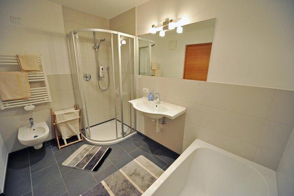 Foto del bagno Appartamenti Villa Jim