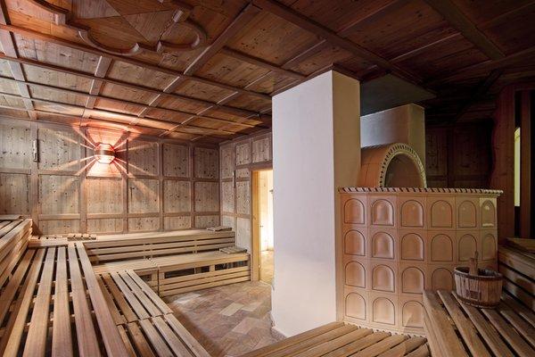 Foto della sauna Canazei