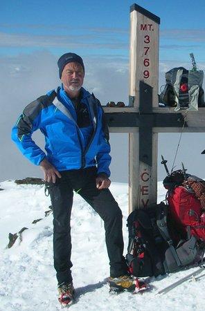 Foto di presentazione Guida escursionistica Giacomo Bornancini