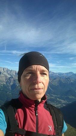 Foto di presentazione Accompagnatore di media montagna Angelica Corona