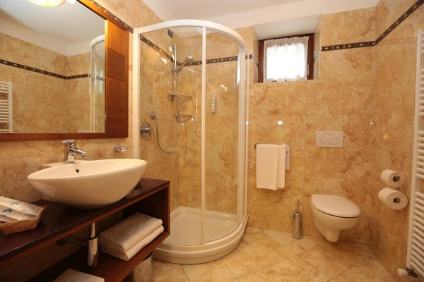 Photo of the bathroom Adler Hotel Wellness & Spa