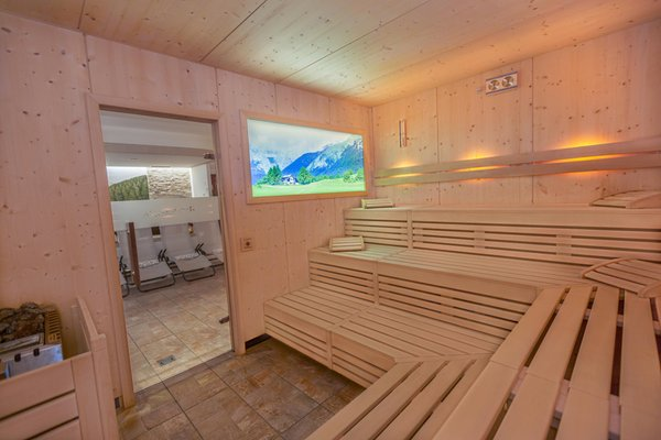 Photo of the sauna Andalo