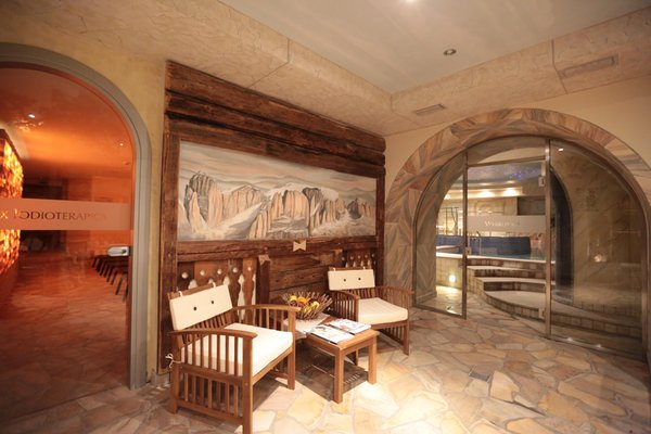 Photo of the wellness area Adler Hotel Wellness & Spa
