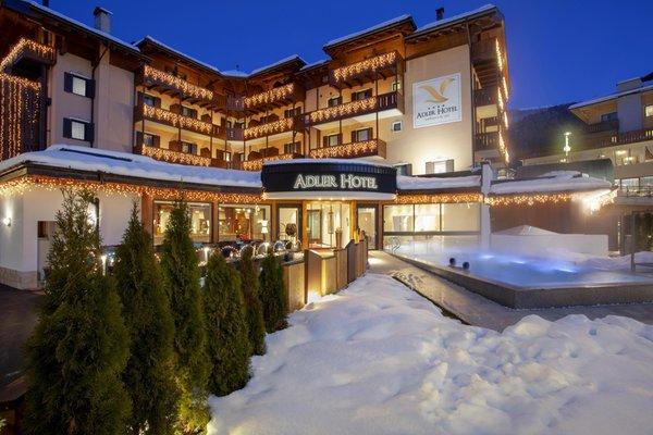 Winter presentation photo Adler Hotel Wellness & Spa