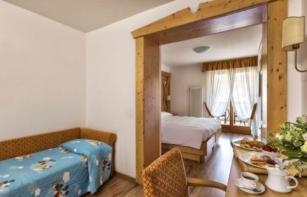 Foto della camera Hotel Ambiez