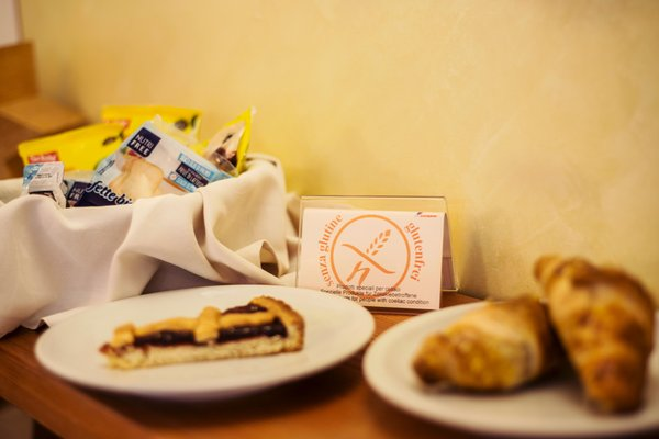 Das Frühstück Cavallino Lovely Hotel