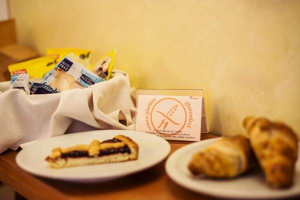The breakfast Cavallino Lovely Hotel