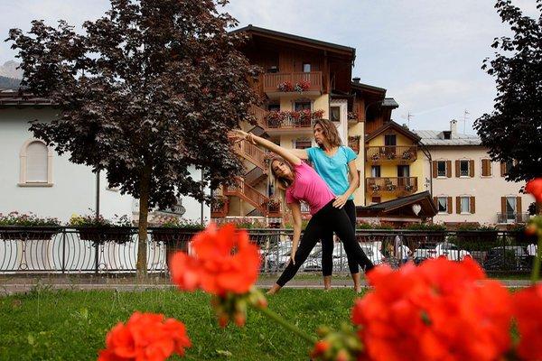 Photo of the fitness area Cavallino Lovely Hotel