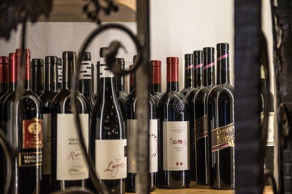 La cantina dei vini Andalo Park Hotel Sport