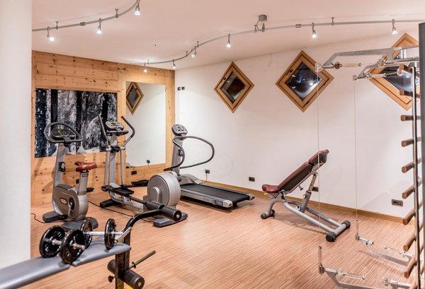 Foto della zona fitness Park Hotel Sport