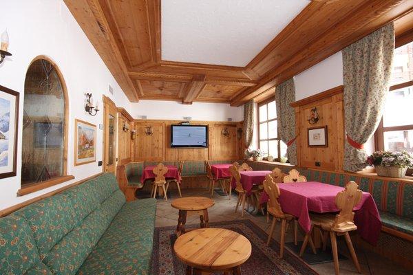 Il ristorante Andalo Park Hotel Sport
